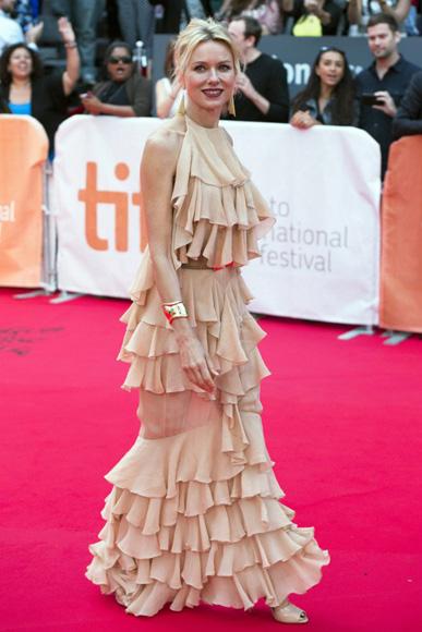 La actriz australiana Naomi Watts acompañará a Gyllenhaal en Demolition. Foto: Europa Press