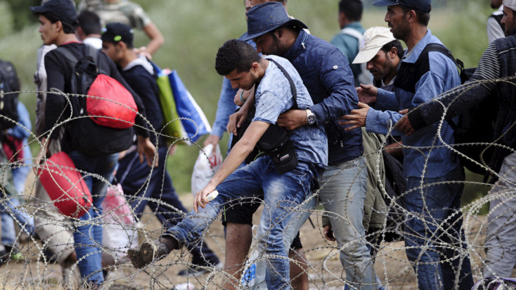 Continúan debates sobre crisis migratoria europea