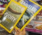 La revista National Geographic ha sido una publicación sin fines de ganancia desde 1888 hasta este miércoles. Foto: Corbis