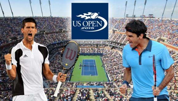 Novak Djokivic derrota a Roger Federer en US Open