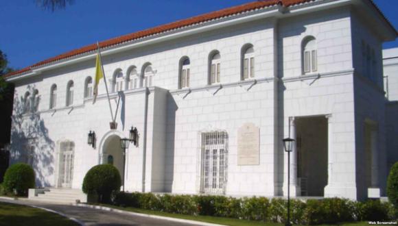 Nunciatura Apostólica en Cuba