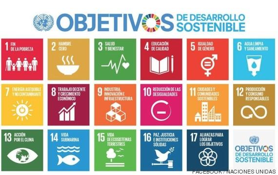 Objetivos ONU