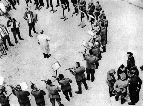 Orquesta campo