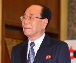 Presidente del Presidium de la Asamblea Popular Suprema de la República Popular Democrática de Corea, Kim Jong Nam
