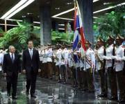 Presidentes de Cuba y panamá 3