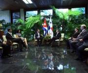 Presidentes de Cuba y panamá 5