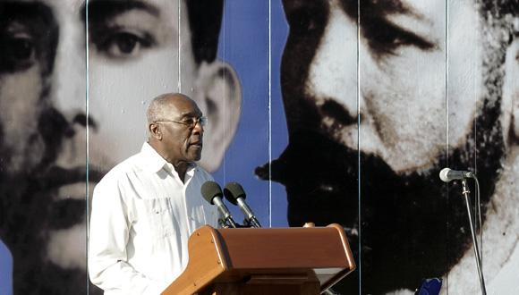 El vicepresidente cubano, Salvador Valdés Mesa, se encuentra de visita oficial en Laos. Foto tomada de Trabajadores.
