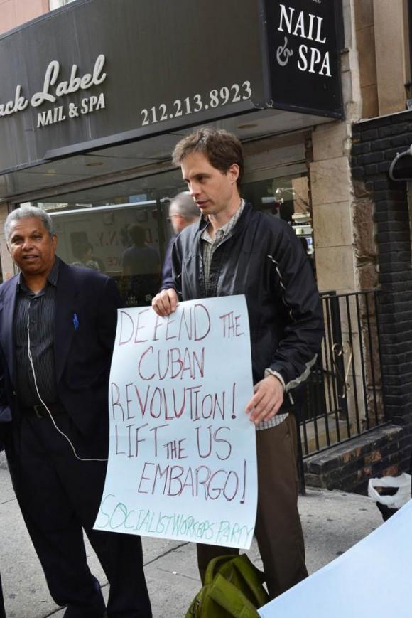 Solidaridad con Cuba NY (4)