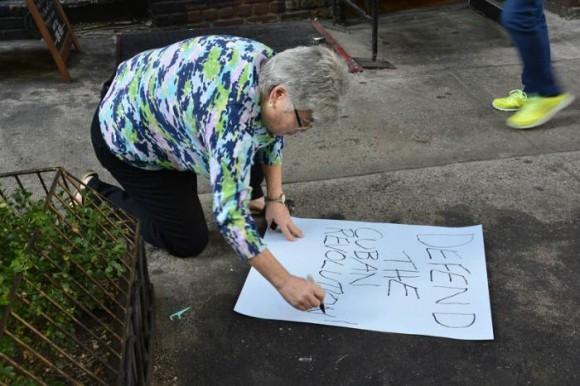 Solidaridad con Cuba NY (5)