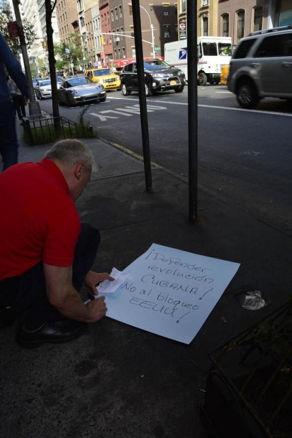 Solidaridad con Cuba NY (6)