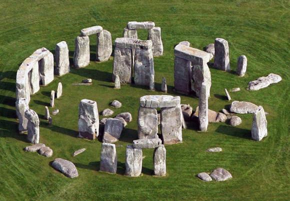 La estructura recién encontrada guarda similitudes con el Stonehege. Foto: Windrush Valley School