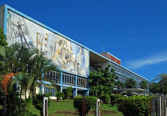 A partir de este curso, la Universidad de Oriente tendrá dos facultades nuevas. Foto tomada de cienciadecuba.wordpress.com