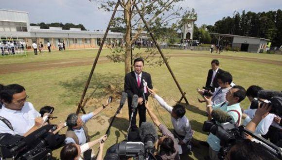 alcalde Fukushima