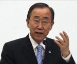 Ban Ki-moon. Foto: EFE.