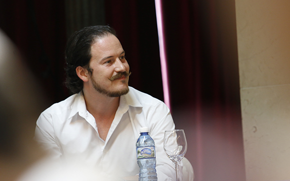 Brendan Jan Walsh, el músico que tendió el puente entre el arte y el mercado. Foto: Paola/ Cubadebate.