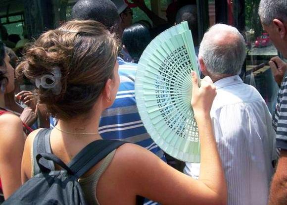 ¡En Cuba no hacía tanto calor desde 1951!