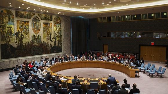 Consejo de Seguridad de la ONU. Foto: Reuters.