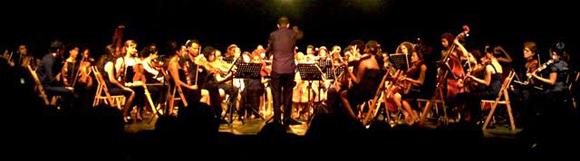 Orquesta Escuela de la Universidad de las Artes