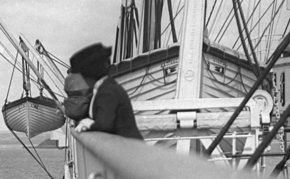 El Titanic tenía botes salvavidas para unas 1.200 personas, pero había cerca de 2.200 a bordo. ¿Quiénes y cómo se salvaron? Foto: Wikipedia.
