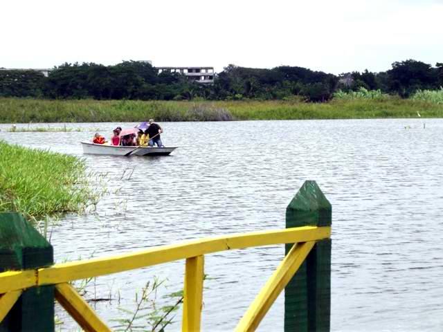 Un embarcadero permitirá el enlace a través de lanchas con el Lago de los Sueños. Foto Miozotis Fabelo Pinares
