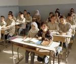 escuela en Libia