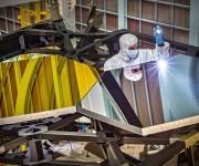futuristas tecnologías espaciales