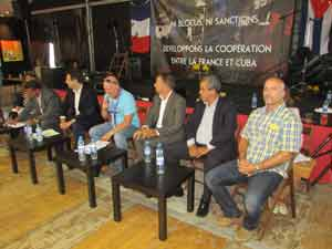 Cuba y Francia abogan por potenciar relaciones bilaterales