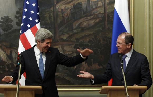 El jefe de la Diplomacia estadounidense ha detallado que la propuesta se la trasladó su colega ruso, Serguei Lavrov, en una conversación telefónica que mantuvieron el martes. Foto: Sergei Karpukhin/ Reuters