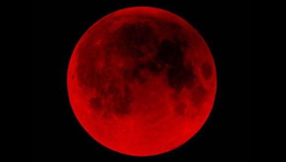 luna de sangre