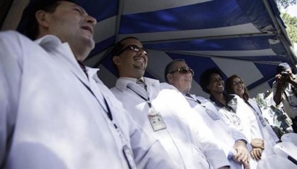 medicos haiti