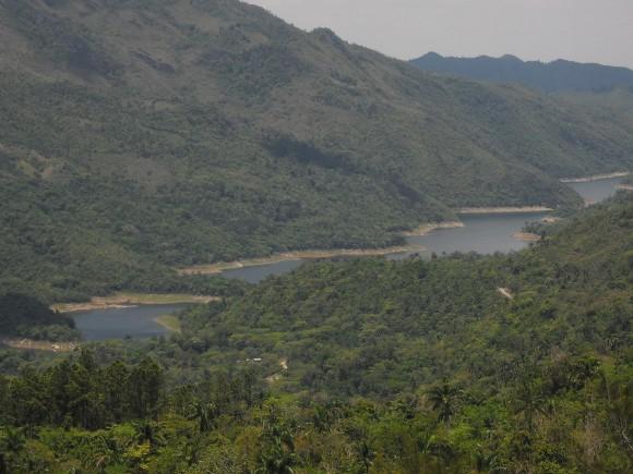 Mirador del Hanabanilla. Foto: Chenly