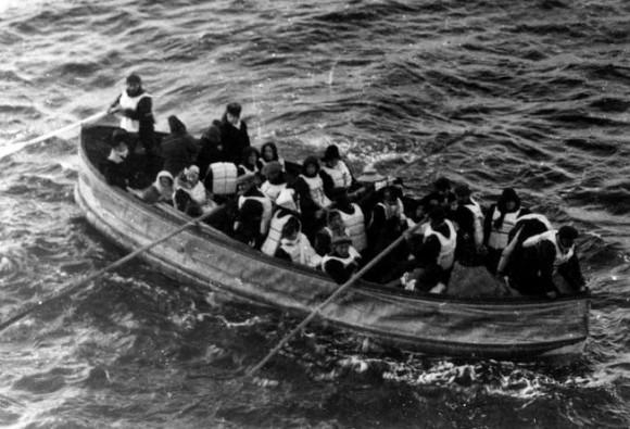 Muchos de los botes zarparon sin llenar todas sus plazas. Foto: Wikipedia.