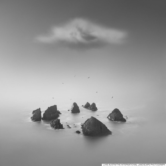 fotógrafo de paisajes