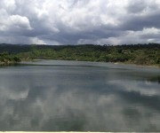 Presa de Arroyo seco en las Montañas de Mayari. Foto: Diana Acuña Riancho / Cubadebate