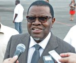 presidente de namibia dos