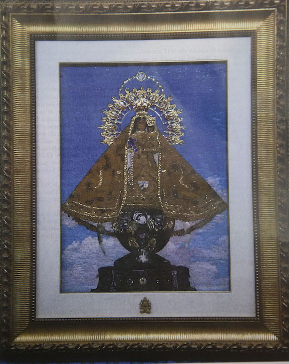El regalo de Francisco a Raúl. Foto: Vaticano