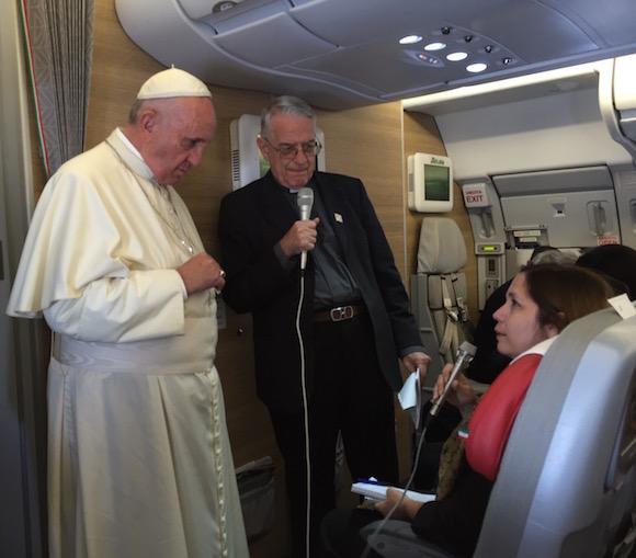 Desea Papa Francisco éxito de relaciones entre Cuba-Estados Unidos