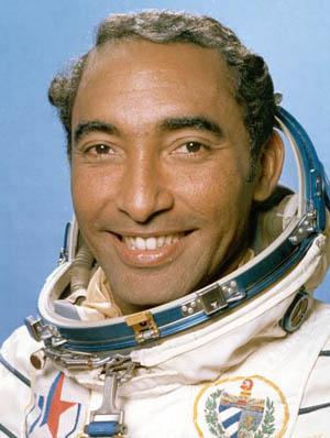 Arnaldo Tamayo Méndez, primer latinoamericano en el Cosmos.