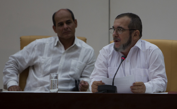 Intervención del Comandante Timoleón Jiménez. Foto: Ladyrene Pérez/ Cubadebate.