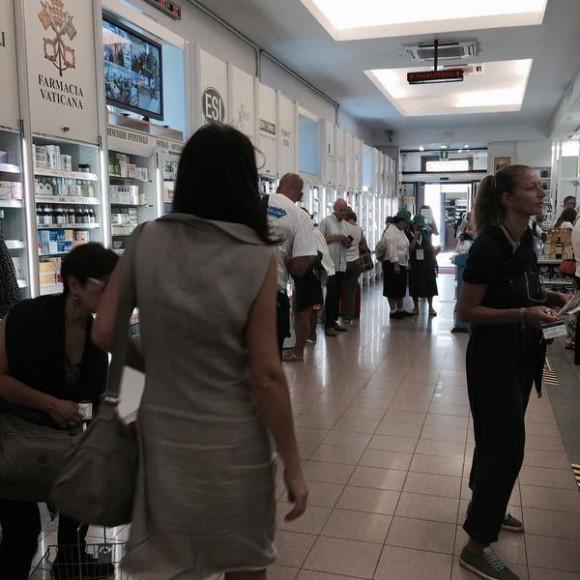La Farmacia Vaticana. Foto: Rosa Miriam Elizalde/ Cubadebate