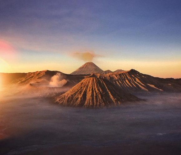 volcan indonesia 2