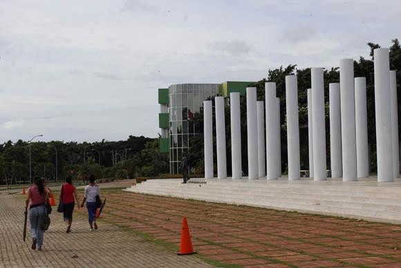 Plaza Mella en la UCI. Foto: José Raúl Concepción/Cubadebate