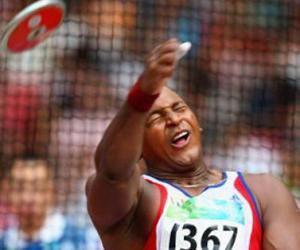 Díaz se coronó en Mundial de atletismo para discapacitados. (Foto: Radio Habana Cuba.)