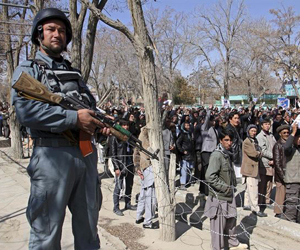 Afganistán moviliza tropas contra el Estado Islámico