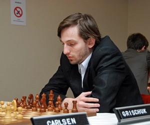 Alexander Grischuck. Foto tomada de Chessbase