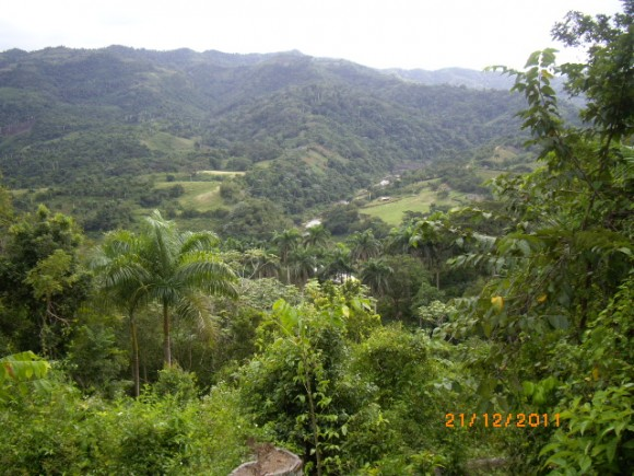 Alturas de las Cruzadas Sagua de Tanamo Holguin. Foto: Reynerio Leyva Pupo, Isla de la Juventud / Cubadebate