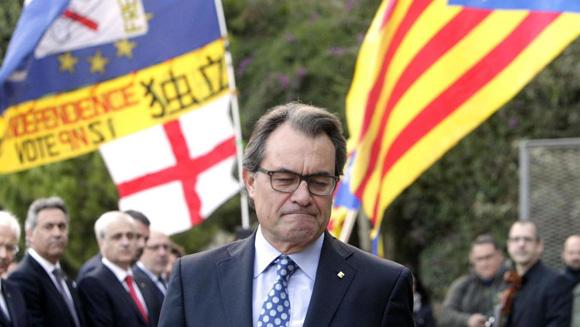 Artur Mas comparecerá ante Tribunal Supremo. Foto: El Confidencial