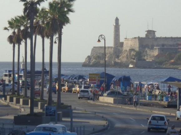 Avenida del Puerto. Foto:  Roxana Badosa / Cubadebate