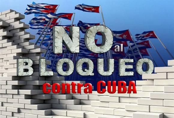 Cese del bloqueo, esencial para el futuro de Cuba