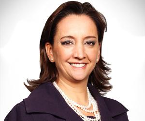 Claudia Ruiz Massieu.